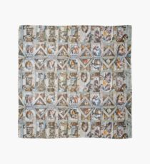 Michaelangelo - Sistine Chapel Ceiling Scarf