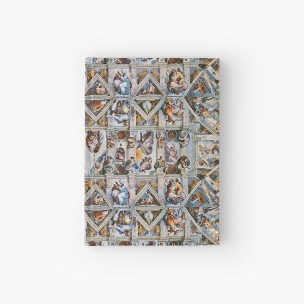 Michaelangelo - Sistine Chapel Ceiling Hardcover Journal