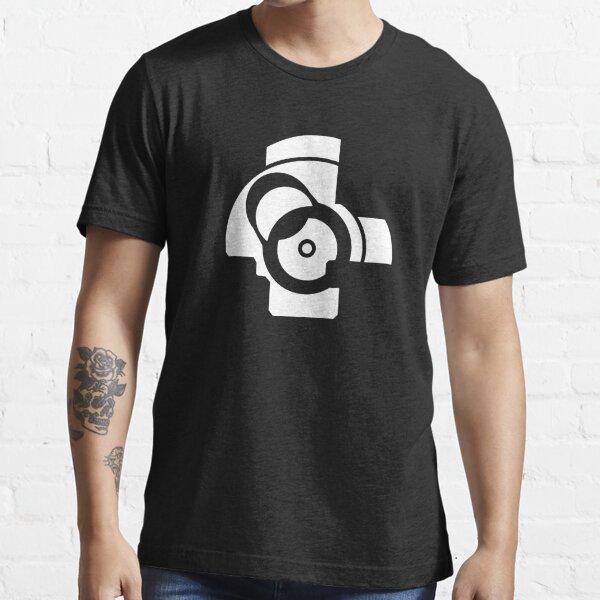 AK Bolt Face - Plain Essential T-Shirt
