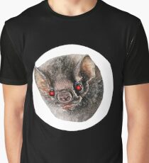 Lazer Bat Graphic T-Shirt