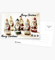 Merry Christmas Cards Series #13 Postcards