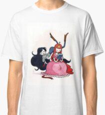 bubblegum and marceline Classic T-Shirt