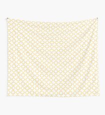 Circle Square Pattern Wall Tapestry