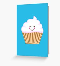 CUPCAKE! Greeting Card