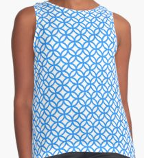 Overlapping Circle Pattern Contrast Tank