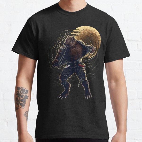 BJJ Werewolf Classic T-Shirt