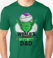 World's Greenest Dad Unisex T-Shirt