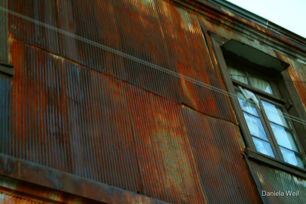 Rusty House by Daniela Weil