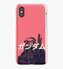 The Gundam Shirt | Mobile Suit RX-78-2 Pink iPhone Case