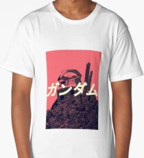 The Gundam Shirt | Mobile Suit RX-78-2 Pink Long T-Shirt