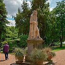 Inside the Chelsea Physic Garden, London 7 by Priscilla Turner