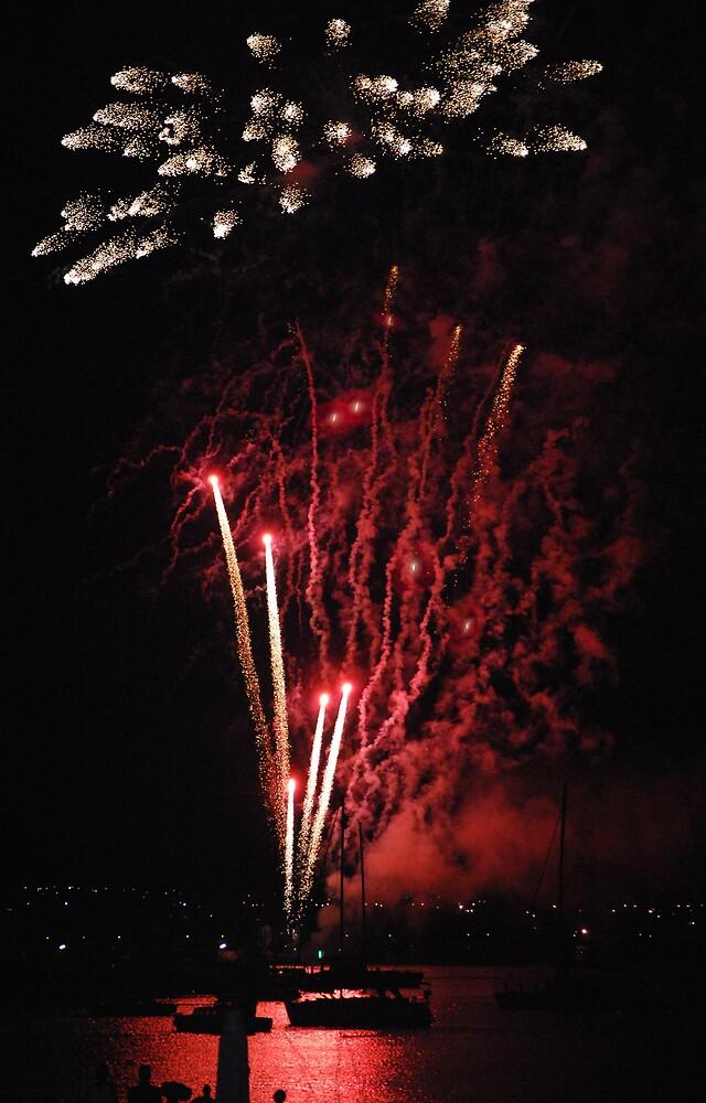 Fireworks! by Patrick Kelly