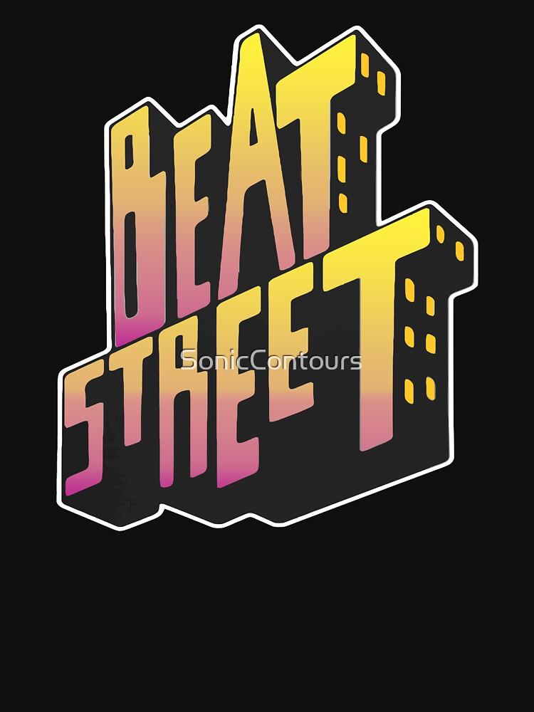 Beat Street Old School Hip Hop by SonicContours