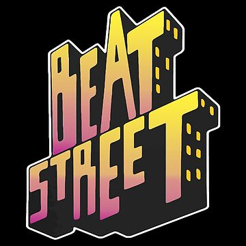 Beat Street Old School Hip Hop by SonicContours