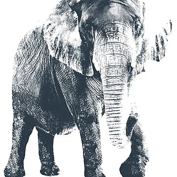 Elephant by SpartanArt