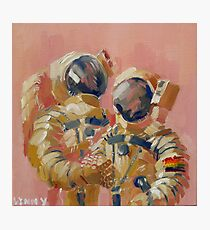 Gay Astronauts Photographic Print