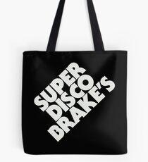 Super Disco Brakes Tote Bag