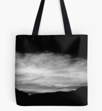 big sky little valley.............daniland Tote Bag