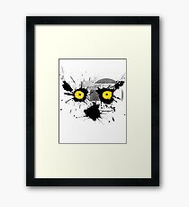 I like to move it! Framed Print