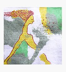 mermaid sleep Photographic Print