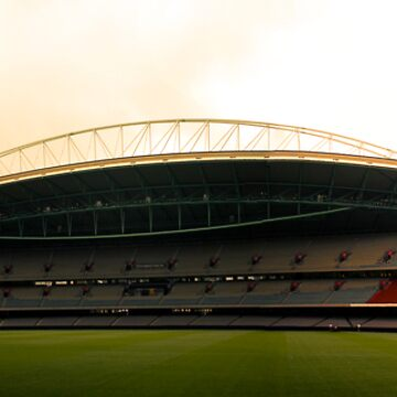 Melbourne Telstra Dome by MarnieK