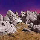 Castle Hill Panorama by Alex Preiss