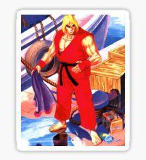 Ken Sticker