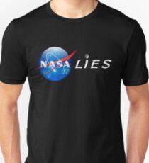 Nasa Lies Unisex T-Shirt