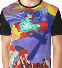 M Bison Graphic T-Shirt