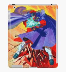 M Bison iPad Case/Skin