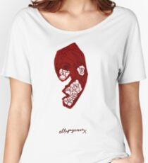 'Ruby Rose' Women's Relaxed Fit T-Shirt
