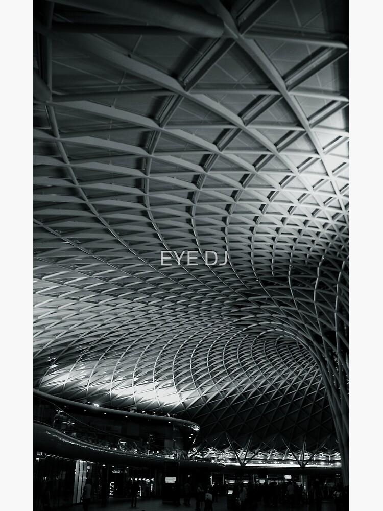 Kings Cross Train Station, London by iDJPhotography