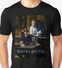 Bates Motel - Norman and Norma Unisex T-Shirt