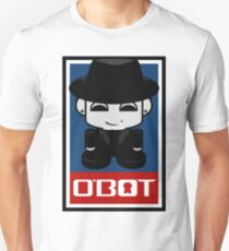 Mr. Sips O'BOT Toy Robot 2.0 Unisex T-Shirt