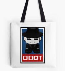 Mr. Sips O'BOT Toy Robot 2.0 Tote Bag
