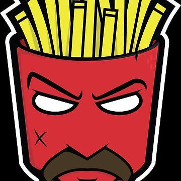 Fryman by unluckydevil
