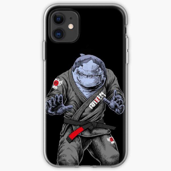 BJJ Shark iPhone Soft Case