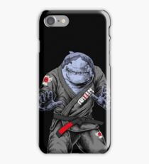 BJJ Shark iPhone Case/Skin