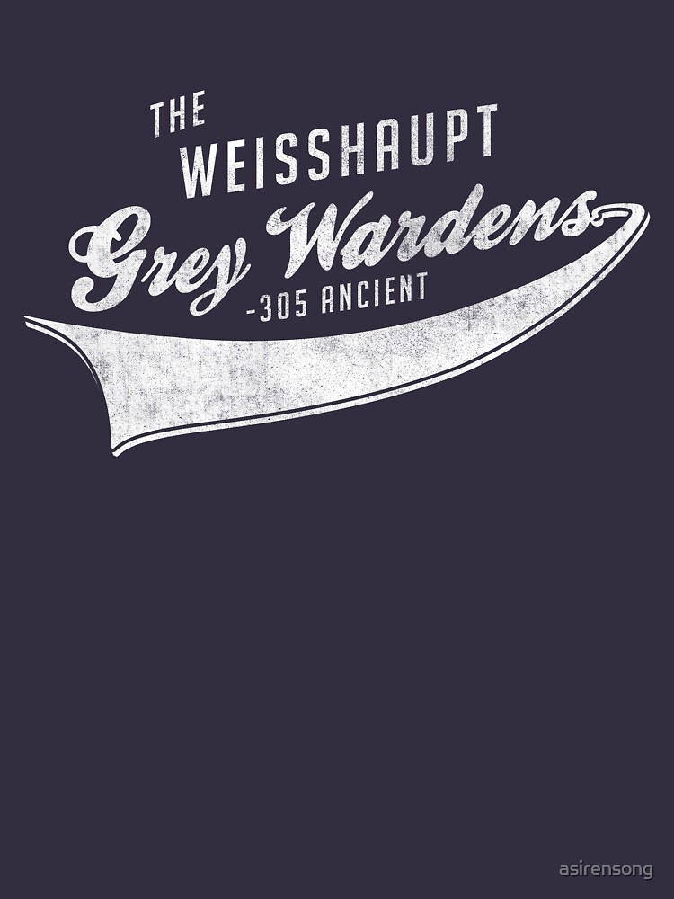 The Weisshaupt Grey Wardens | Women's T-Shirt