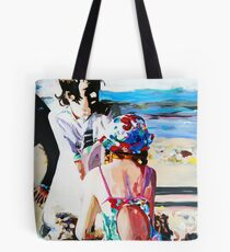 Summer Memories Tote Bag