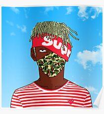 Lil Uzi Vert Kakashi Poster