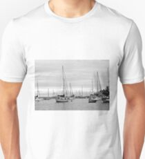 Anchored Sails Unisex T-Shirt