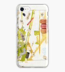 Toss about iPhone Case/Skin