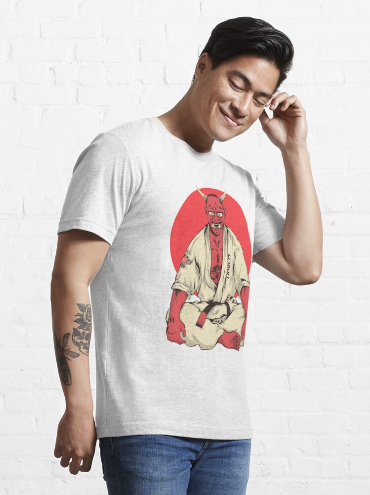 Alternate view of The Oni Essential T-Shirt
