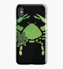 Cancer the Crab iPhone Case/Skin