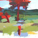 tree landscape by sophia burns