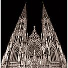 St. Patrick's Cathedral (NYC) by James Howe