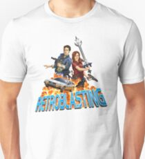 RetroBlasting 2017 by Harry Partridge Unisex T-Shirt