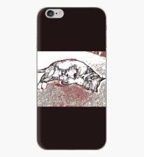 Lazy days iPhone Case
