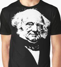 Martin Van Buren-4 Graphic T-Shirt